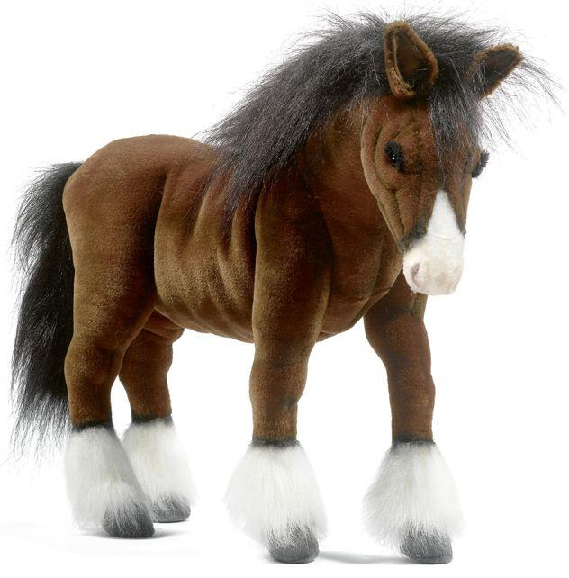 Купить игрушку лошадь большую