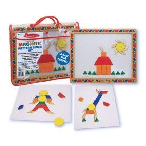 Картинка - Mагнитная мозаика Melissa and Doug 3590