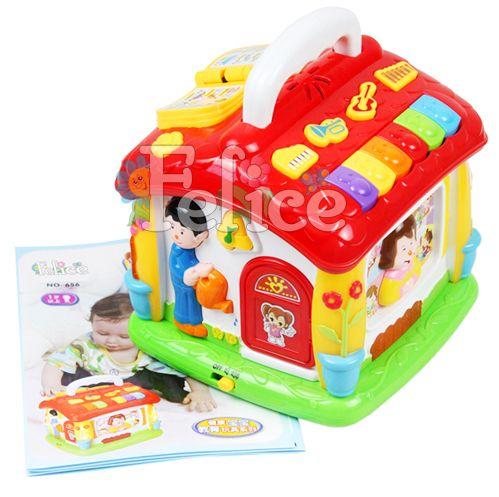 Детские игрушки на 1 год