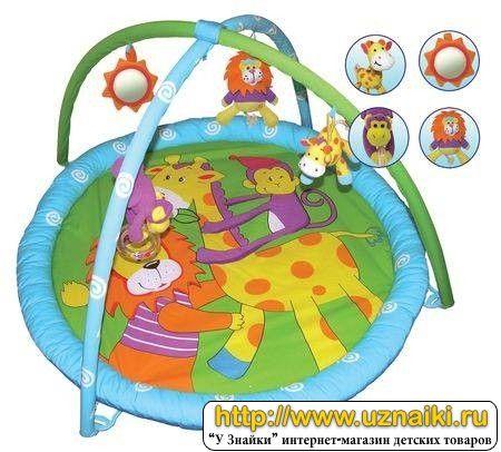 Массажный коврик для детей - ортопедический коврик для детей