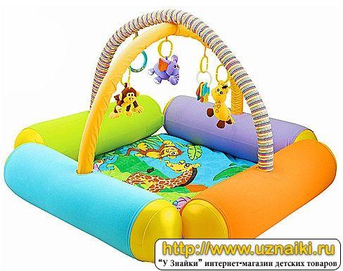 Развивающие коврики. Купить детские развивающие коврики в интернет магазине