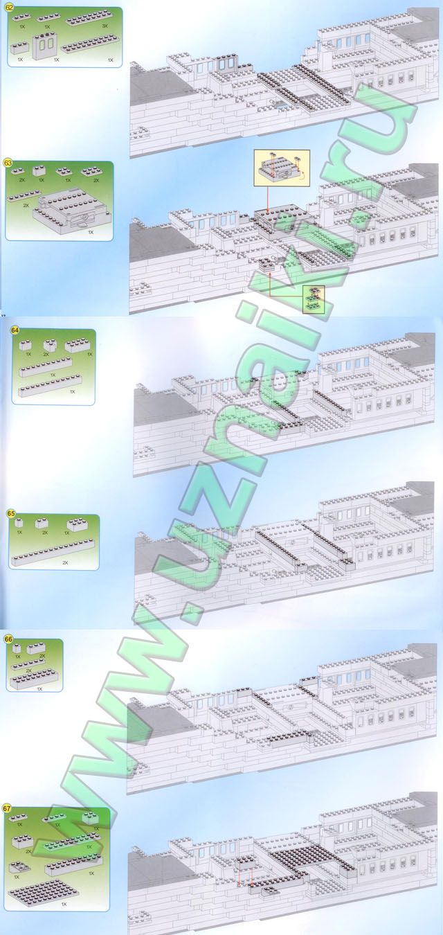 Инструкция конструктор Brick 117 катер стр 3, купить по лучшей цене Инструкция конструктор Brick 117 катер стр 3, instrukcii_bri