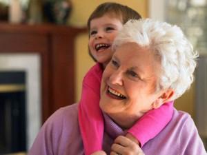 Оставляем ребёнка с бабушкой
