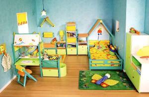 Дизайн детской комнаты для разных возрастных категорий