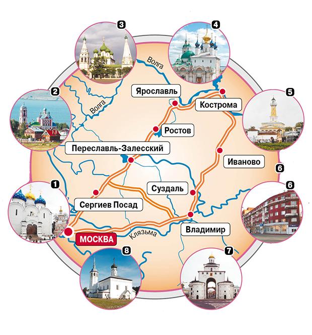 Куда поехать с ребёнком на каникулах в России