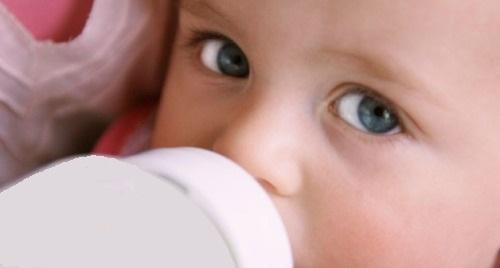 Предупреждающие надписи на упаковках детского питания
