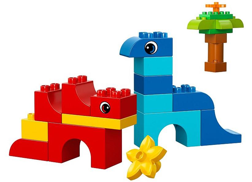 Самые популярные серии конструкторов LEGO