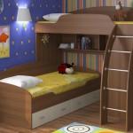Как выгодно купить кровать для двоих детей