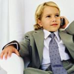 Будущие бизнесмены видны с детства