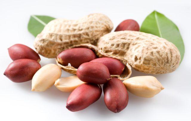 Польза орехов. Арахис.