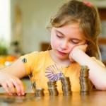 Карманные деньги ребенка