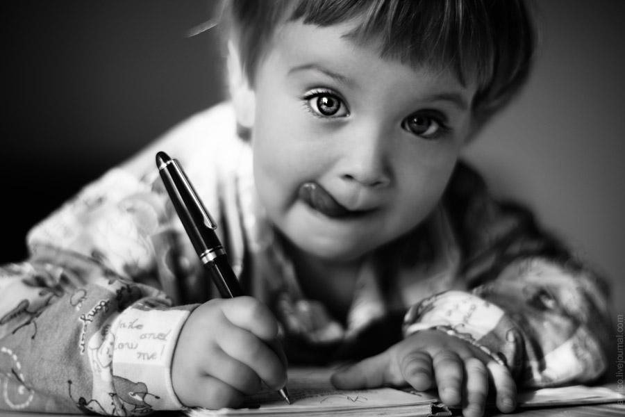 Детские блоги: там и тут