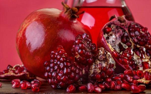 Гранат — королевская ягода