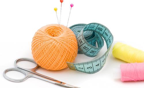 Выбор швейной фурнитуры